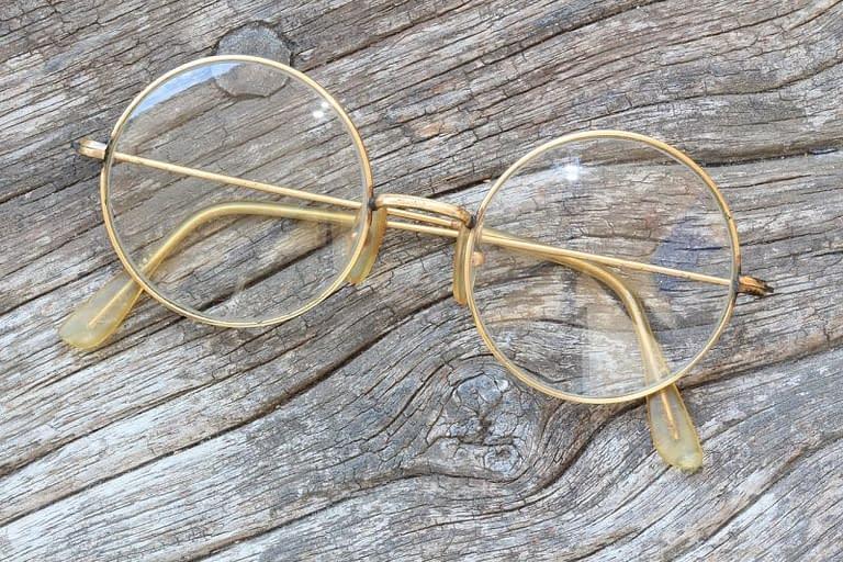 Historia de las gafas en el siglo XX