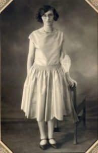 Mujer 1920