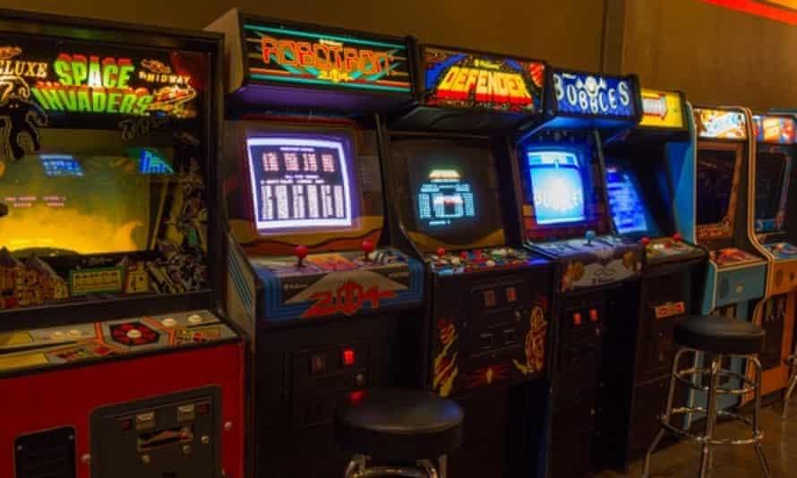 Los 10 mejores juegos retro de máquinas recreativas