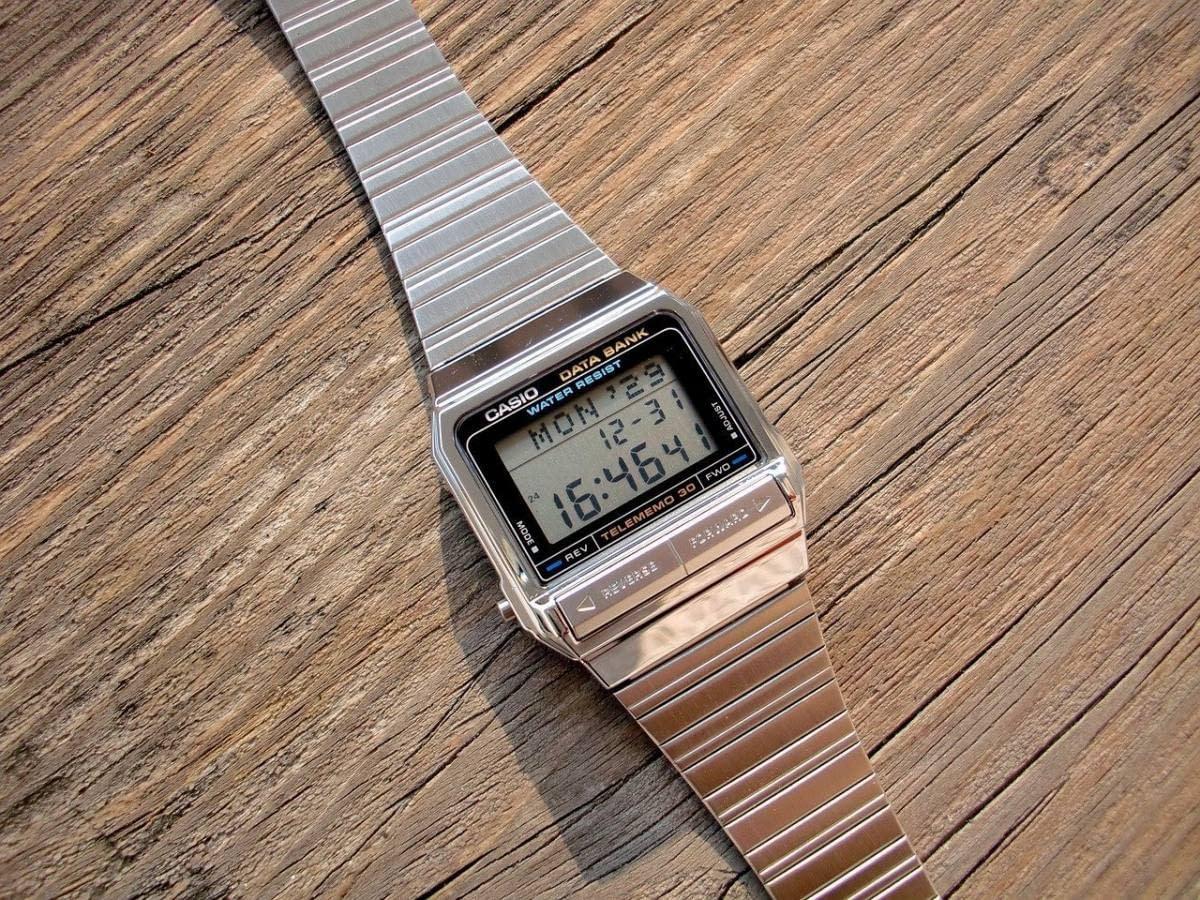 relojes de pulsera retro