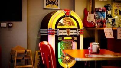 jukebox retro