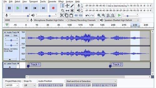 Cómo convertir cintas de casete a MP3