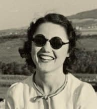 gafas de sol oscuras