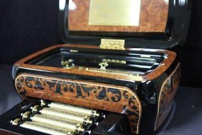 caja de música orquesta