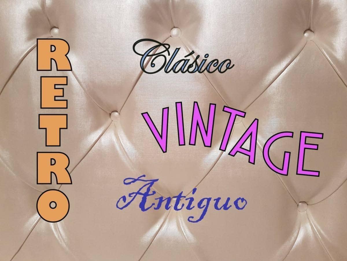 ¿Cuál es la diferencia entre Retro y Vintage?