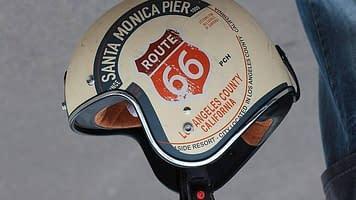 cascos de moto vintage