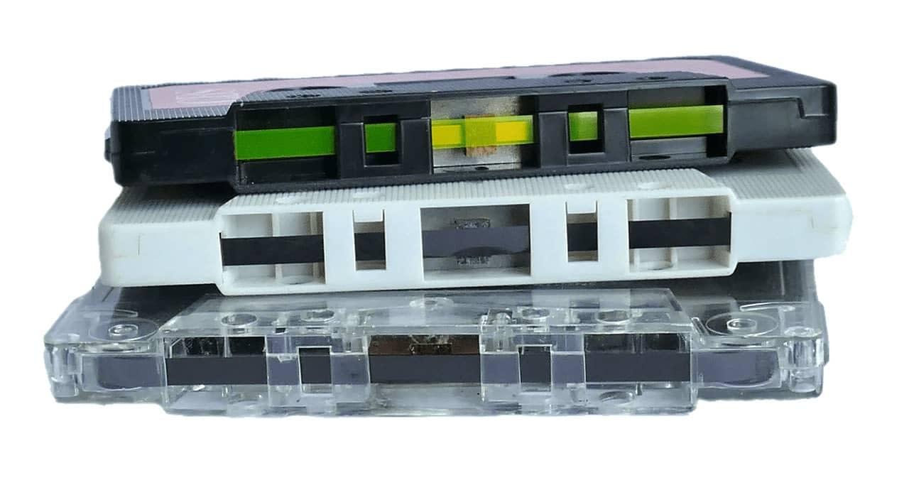 ¿Cómo convertir las cintas de casete a MP3?
