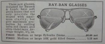 Gafas de aviador RayBan