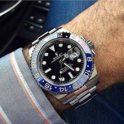 Reloj Rolex Batman
